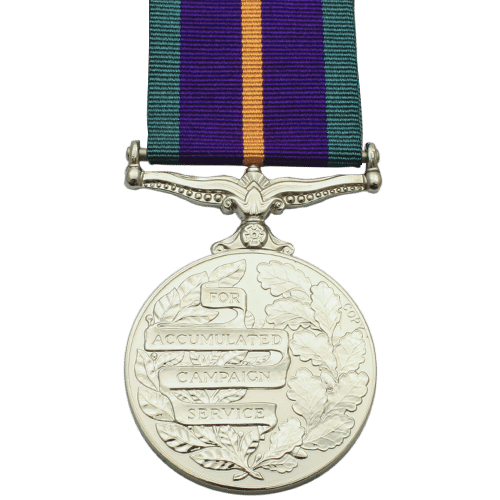 High quality official replica Accumulated Campaign Service Medal for sale