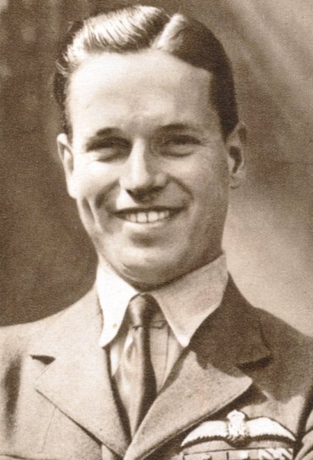 Acting Wing Commander G P Gibson