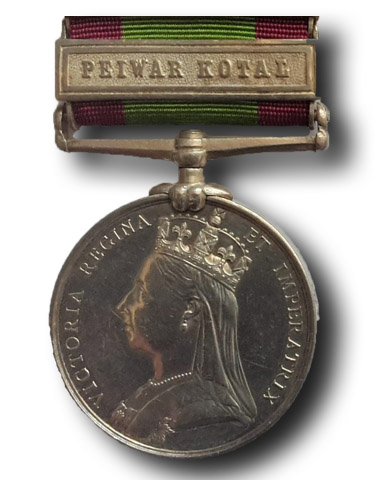 High quality official replica Afghanistan Medal (1870 – 80) for sale
