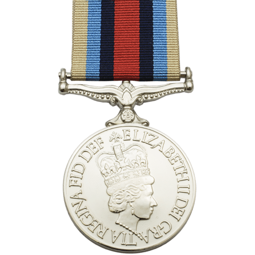 High quality official replica Operational Service Medal for Afghanistan (2002) for sale