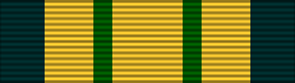 Africa General Service Medal ribbon