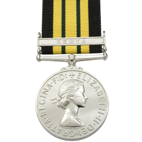High quality official replica Africa General Service Medal (1902 - 1956) for sale