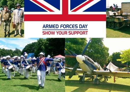 Armed Forces Day - 24th June, 2017