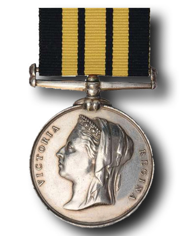 High quality official replica Ashantee Medal (1873-1874) for sale