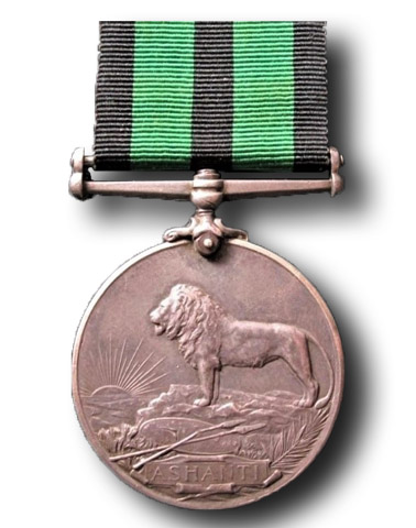 High quality official replica Ashanti Medal (1901) for sale