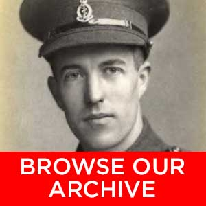 Browse the Forces War Records Archives