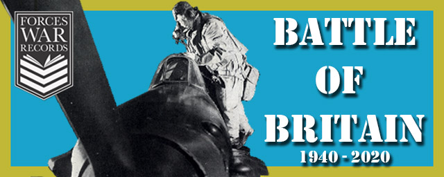 What was the Battle of Britain | Forces War Records
