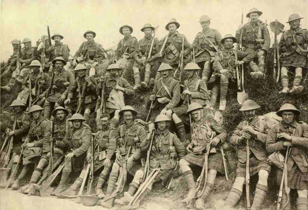 WORLD WAR ONE BATTLE OF THE SOMME IN FOCUS
