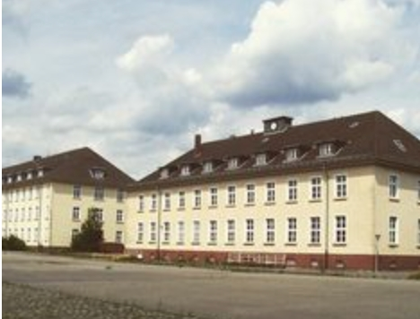 British Barracks in Detmold
