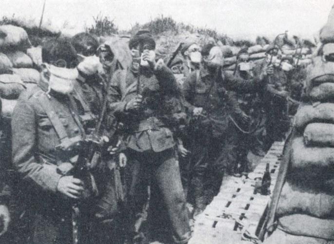 Image result for 2nd battle of ypres
