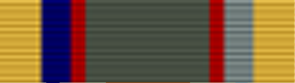 Cadet Forces Medal ribbon