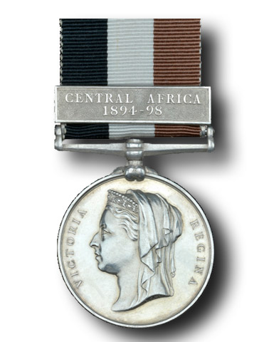 High quality official replica Central Africa Medal (1895) for sale