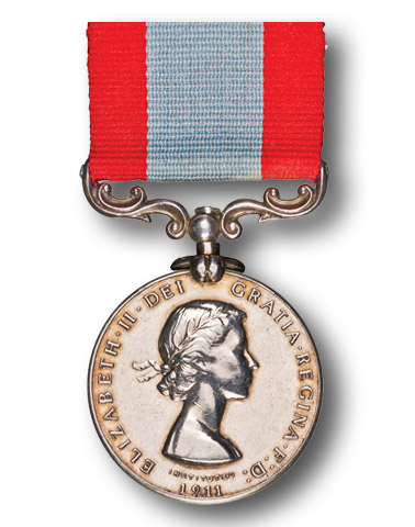 High quality official replica Coastguard Auxiliary Service Long Service Medal for sale