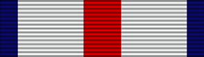 Conspicuous Gallantry Cross ribbon
