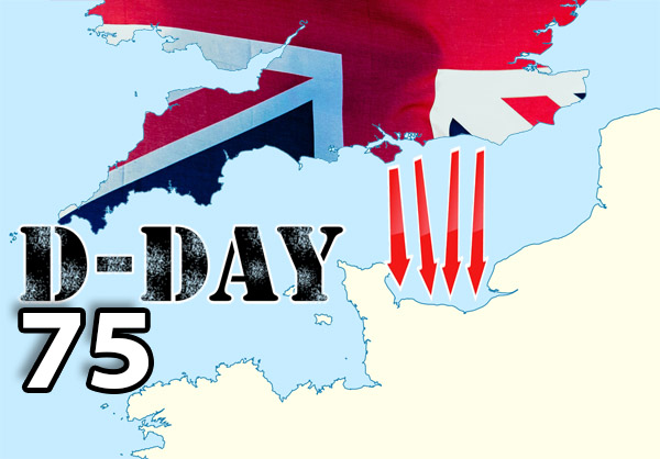 Are you travelling to Normandy for DDay 75?