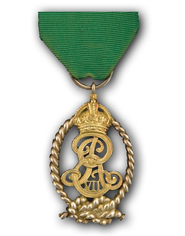 Decoration for Officers of the Royal Naval Volunteer Reserve