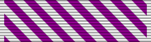 Distinguished Flying Medal ribbon (post 1919)