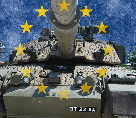 Could the UK be dragged into EU Army after Brexit?