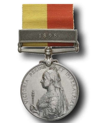 East and Central Africa Medal (1899)