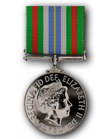 High quality official replica Ebola Medal for Service in West Africa  for sale