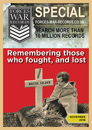 A Remembrance Day Special Issue Of Forces War Records Magazine