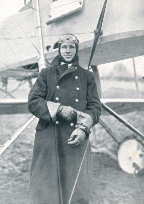 Flight Sub-Lt. Warneford V.C.