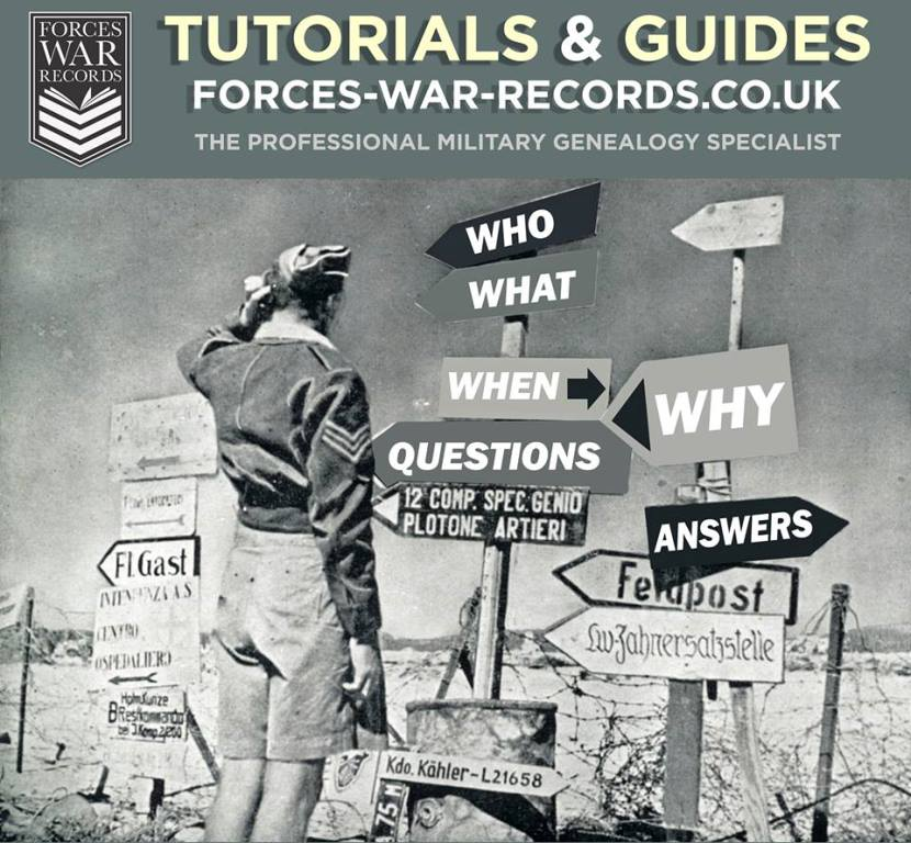 Forces War Records FREE Tutorials