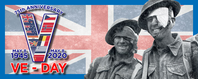 VE Day 75 – TV Listing Guide