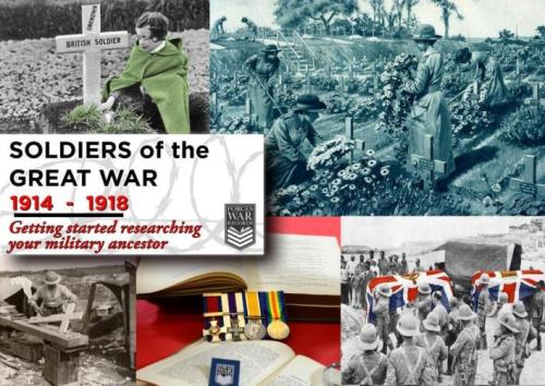Soldiers of the Great War 1914-18
