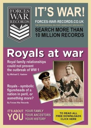 Special Download - Royals at War