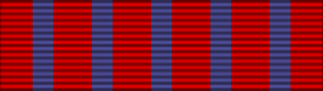 George Medal ribbon