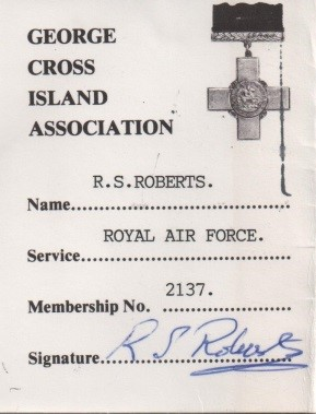 George cross association