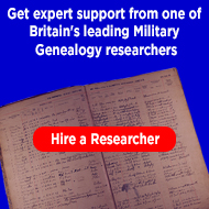 Hire a Military Genealogy Researcher