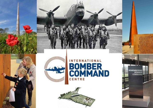 International Bomber Command Centre - Images supplied by IBBC