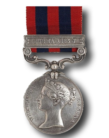 High quality official replica Indian General Service Medal 1854 - 1895 for sale