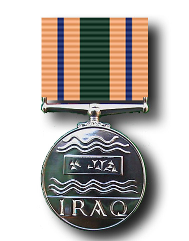 Iraq Reconstruction Service Medal (2004)