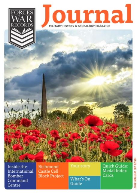 Issue 23 of the Forces War Records e-magazine