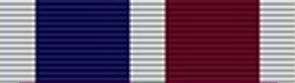 Meritorious Service Medal (Royal Air Force) ribbon bar (1918–1928)