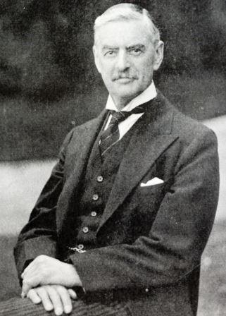 Mr Neville Chamberlain