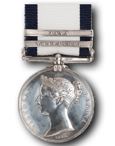 High quality official replica Naval General Service Medal (NGSM) (1847)  for sale