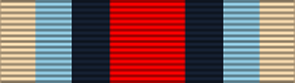 Operational Service Medal for Afghanistan ribbon