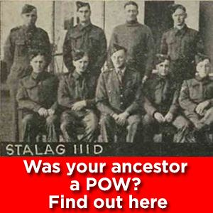 Was your ancestor a POW