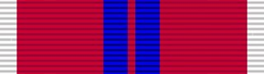 Queen Elizabeth II Coronation Medal 1953 ribbon