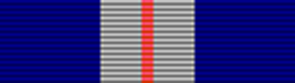 Queen's Gallantry Medal ribbon