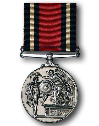 Queen's Medal (for Champion Shots in the Military Forces)