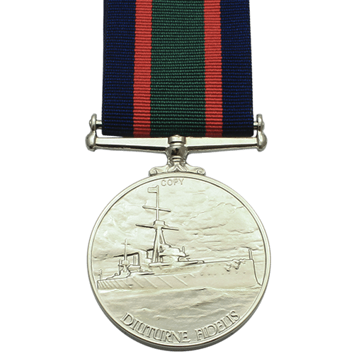 Royal Naval Volunteer Reserve Long Service and Good Conduct Medal