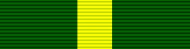 Regular Territorial Force Efficiency Medal ribbon