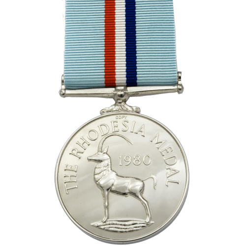 High quality official replica Rhodesia Medal (1980) for sale