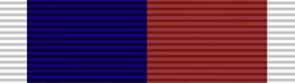 Royal Air Force Long Service and Good Conduct Medal ribbon