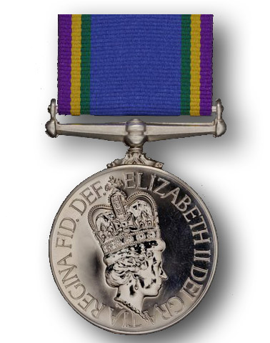 Royal Fleet Auxiliary Service Medal